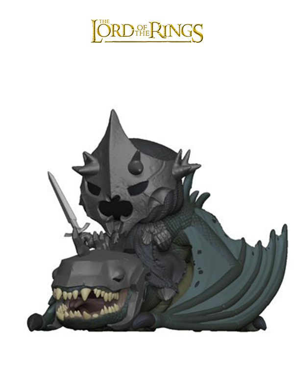 Funko Rides The Lord Of The Rings Witchking On Fellbeast