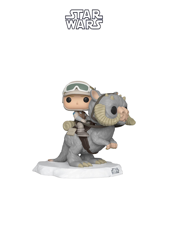 Funko Deluxe Star Wars Luke On Taun Taun