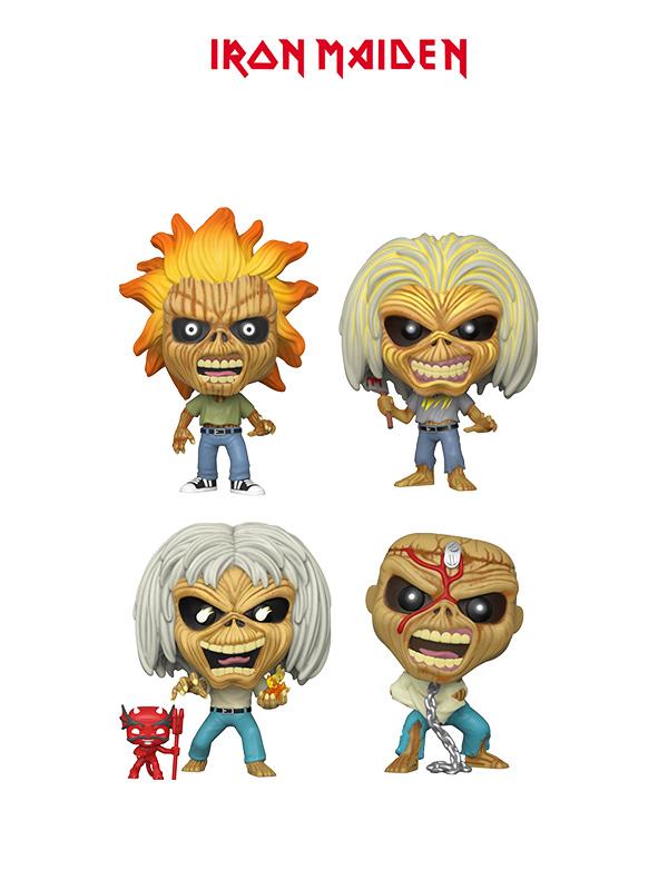 Funko Rocks Iron Maiden