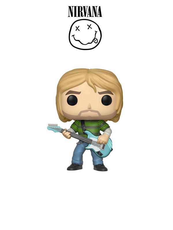 Funko Rocks Nirvana Kurt Kobain
