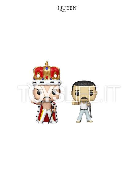 Funko Rocks Queen Freddie Mercury King/ Radio Gaga
