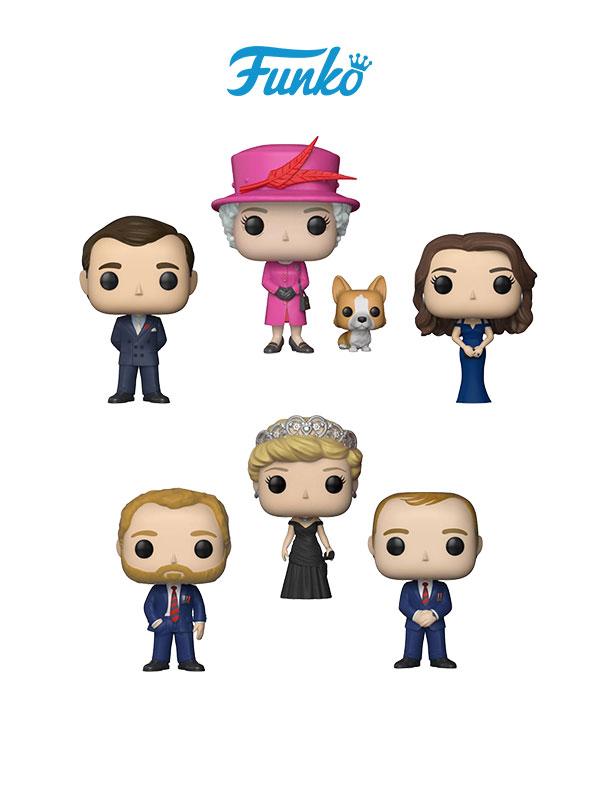 Funko Royals Royal Family