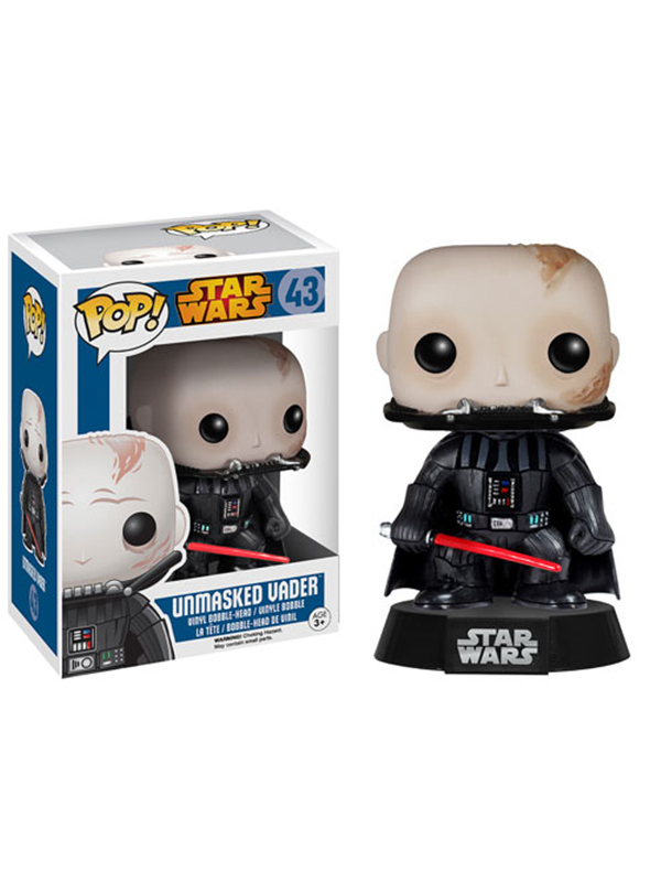 Funko Movies Star Wars Darth Vader Unmasked #43
