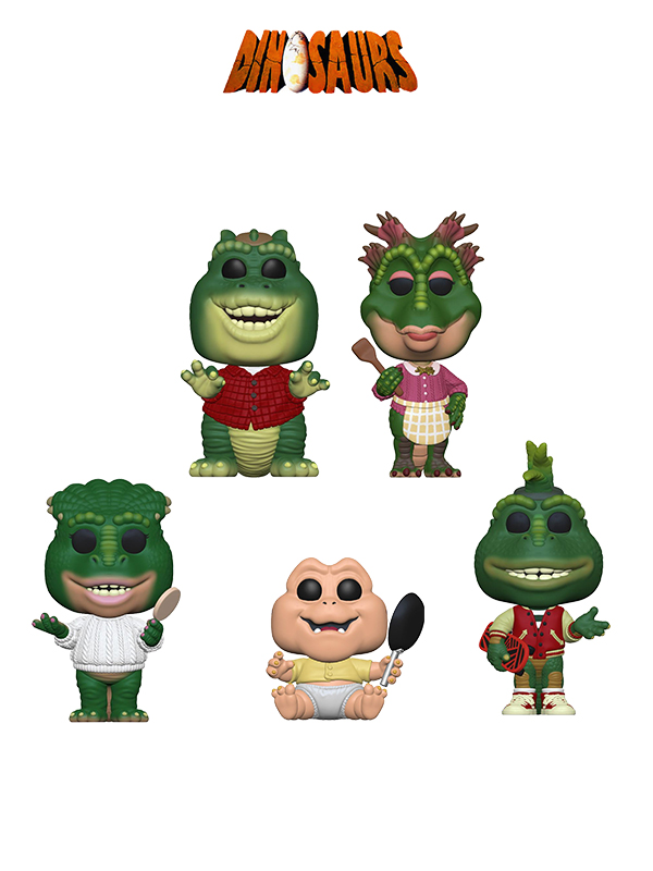 Funko Television Dinosaurs