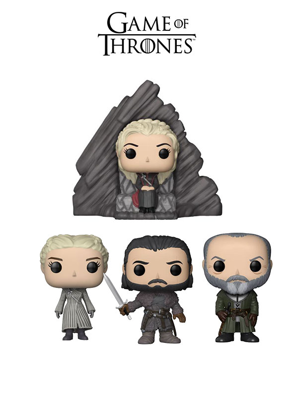 Funko Television Game Of Thrones 2018