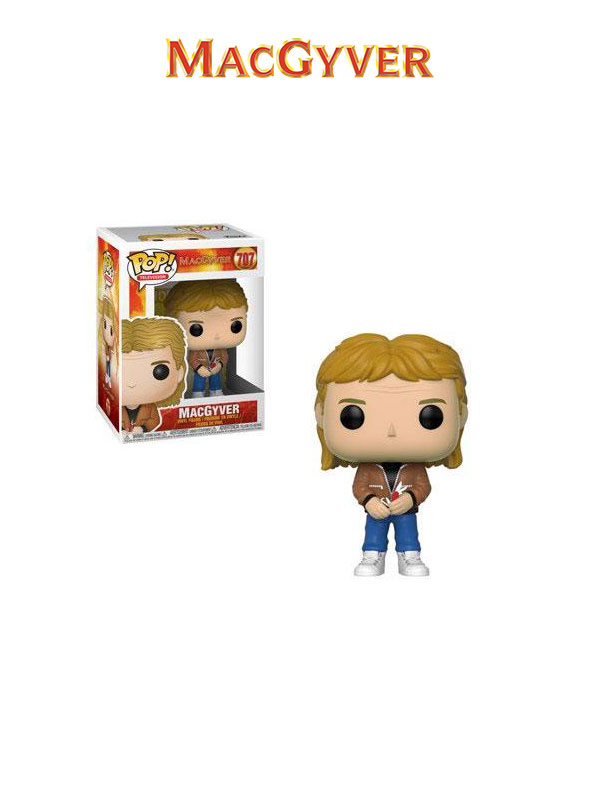 Funko Television MacGyver