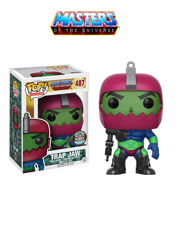 Funko Masters Of The Universe Trap Jaw Limited