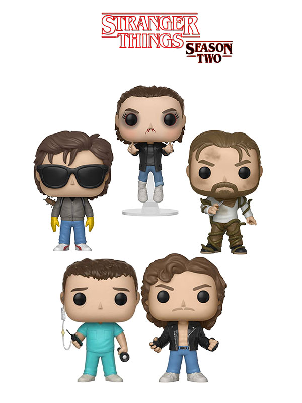 Funko Television Stranger Things Wave 3