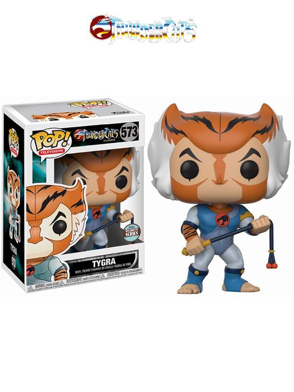 Funko Television Thundercats Tygra Speciality Series
