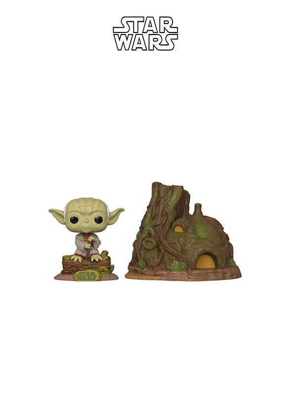 Funko Town Star Wars The Empire Strikes Back Yoda's Hut