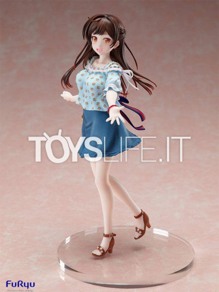 Furyu Rent a Girlfriend Chizuru Mizuhara 1:7 Pvc Statue