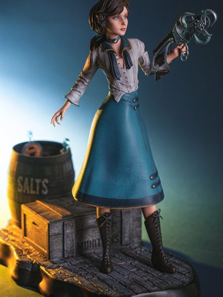 Gaming Heads Bioshock Infinite Elizabeth 1:4 Statue