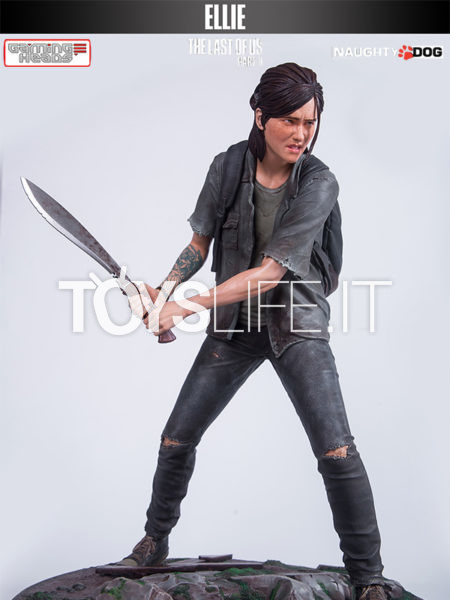 Gaming Heads The Last of Us 2 Ellie 1:4 Statue