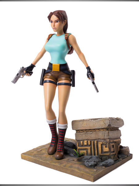 Gaming Heads Tomb Raider Lara Croft 1:6 Scale Statue