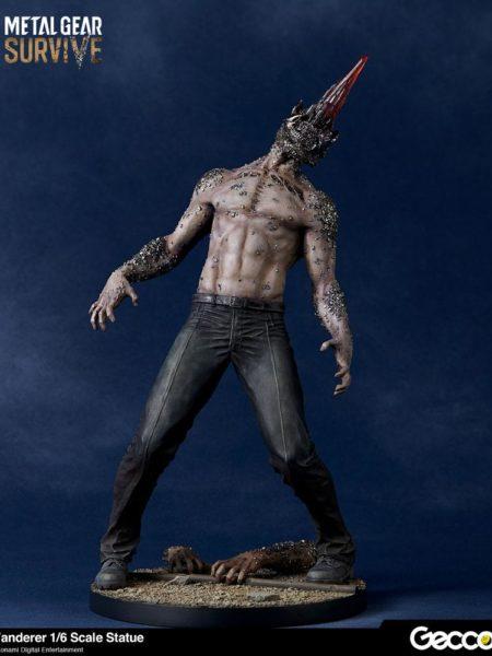 Gecco Metal Gear Survive Wanderer 1:6 Statue