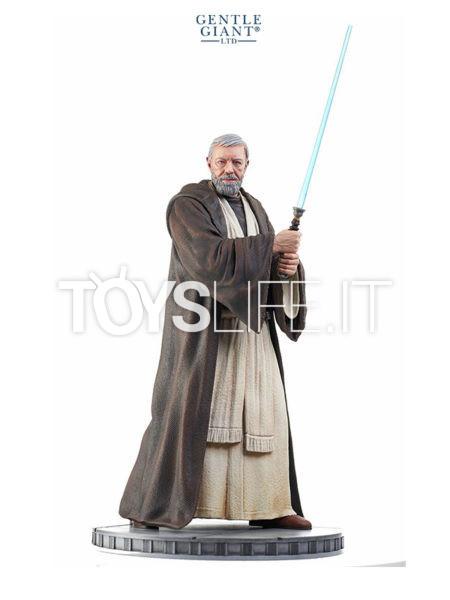 Gentle Giant Star Wars A New Hope Obi-Wan Kenobi Milestones 1:6 Statue