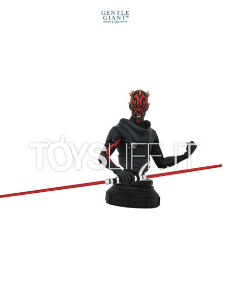 Gentle Giant Star Wars Rebels Darth Maul 1:7 Bust