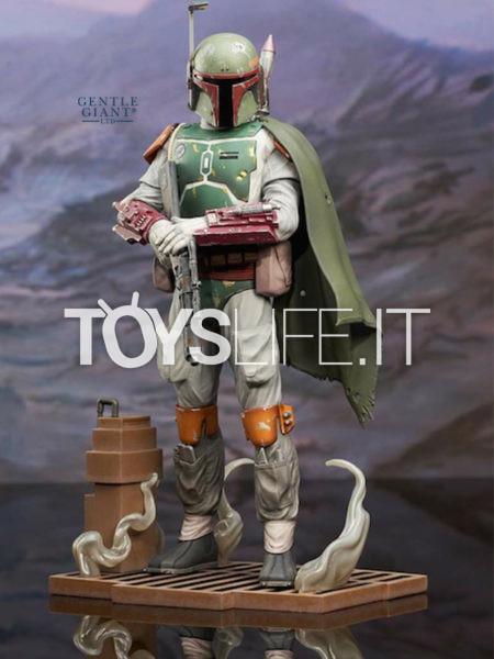 Gentle Giant Star Wars Milestones Return of the Jedi Boba Fett 1:6 Statue