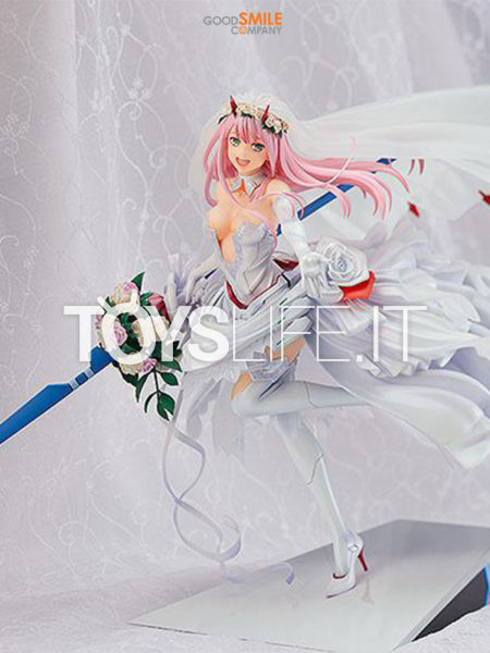 Good Smile Company Darling in the Franxx Zero Two For My Darling 1:7 Pvc Statue