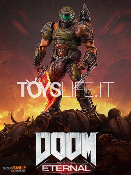 Good Smile Company Doom Eternal Doom Slayer Figma Figure