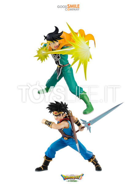 Good Smile Company Dragon Quest Dai/Popp Pop Up Parade PVC Statue