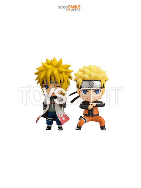 Good Smile Company Naruto Shippuden Naruto Uzumaki/ Minato Namikaze Nendoroid Pvc Figure