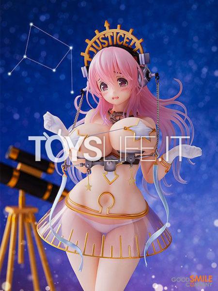 Good Smile Company Super Sonico Statue Super Sonico Libra Version 1:7 Pvc Statue