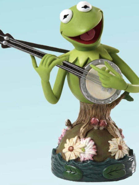 Grand Jester Studios The Muppets Kermit Bust