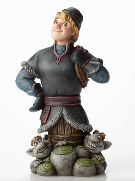 Grand Jester Studios Frozen Kristoff Bust