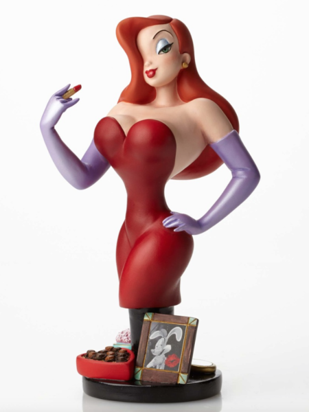 Grand Jester Studios Who Framed Roger Rabbit Jessica Rabbit Bust