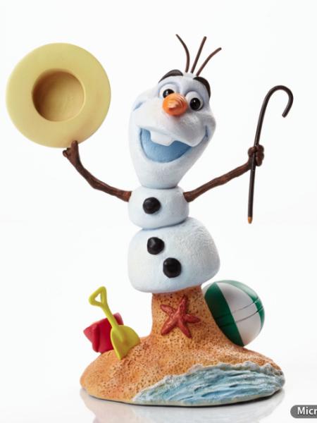 Grand Jester Studios Frozen Olaf bust
