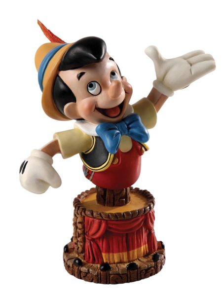 Grand Jester Studios Pinocchio Bust