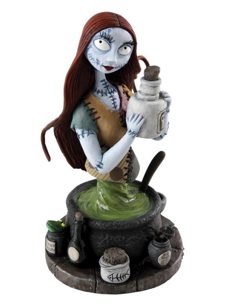 Grand Jester Studios Nightmare Before Christmas Sally Bust