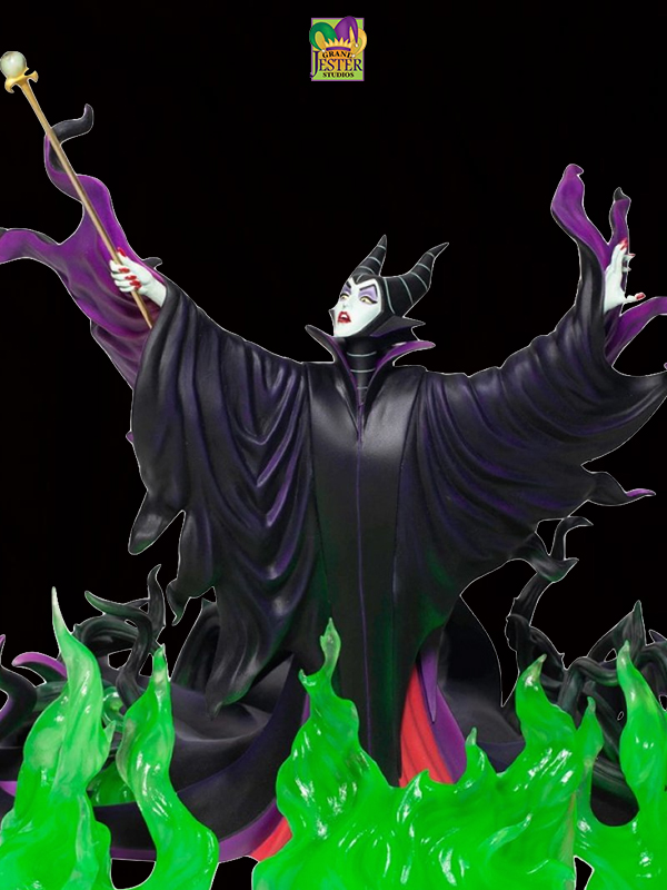 Grand Jester Studios The Sleeping Beauty Maleficent Limited Statue