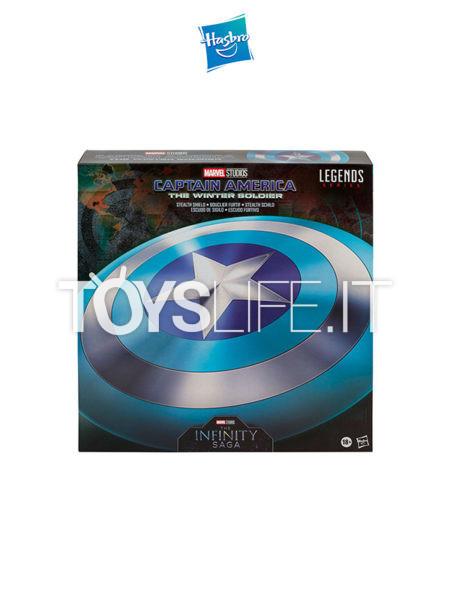 Hasbro Marvel Legends Captain America The Winter Solder 1:1 Stealth Shield