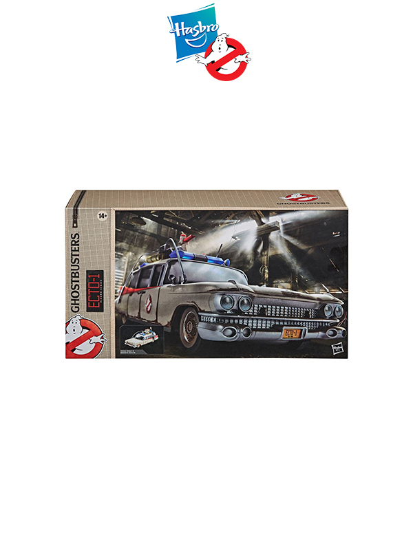 Hasbro Ghostbusters Plasma Series Vehicle Ecto-1