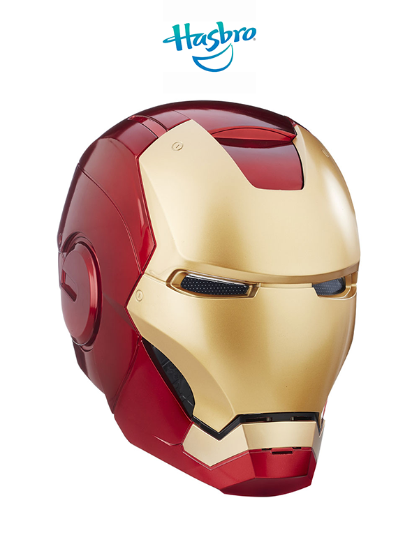 Hasbro Marvel Ironman Helmet Lifesize Replica