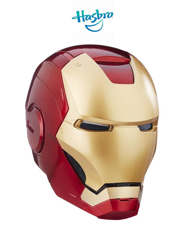 Hasbro Marvel Ironman Helmet Lifesize 1:1 Replica
