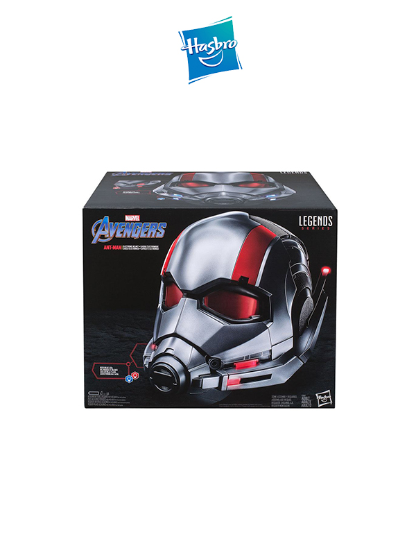 Hasbro Marvel Legends Antman Electronic Helmet 1:1 Replica