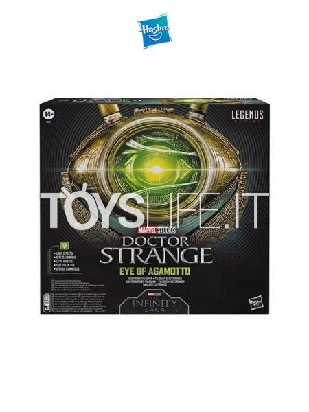 Hasbro Marvel Legends Doctor Strange Eye Of Agamotto Lifesize 1:1 Replica