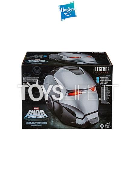 Hasbro Marvel Legends War Machine 1:1 Electronic Helmet