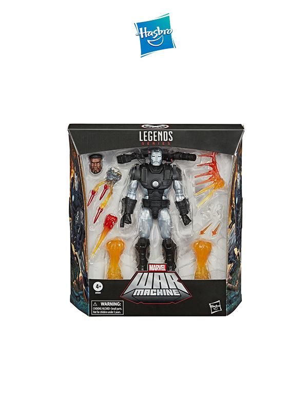 Hasbro Marvel Legends War Machine Deluxe Figure