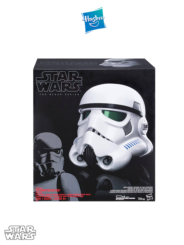 Hasbro Star Wars Black Series Imperial Stormtrooper 1:1 Electronic Helmet