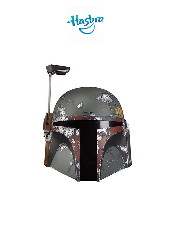 Hasbro Star Wars Boba Fett Electronic Helmet 1:1 Lifesize Replica