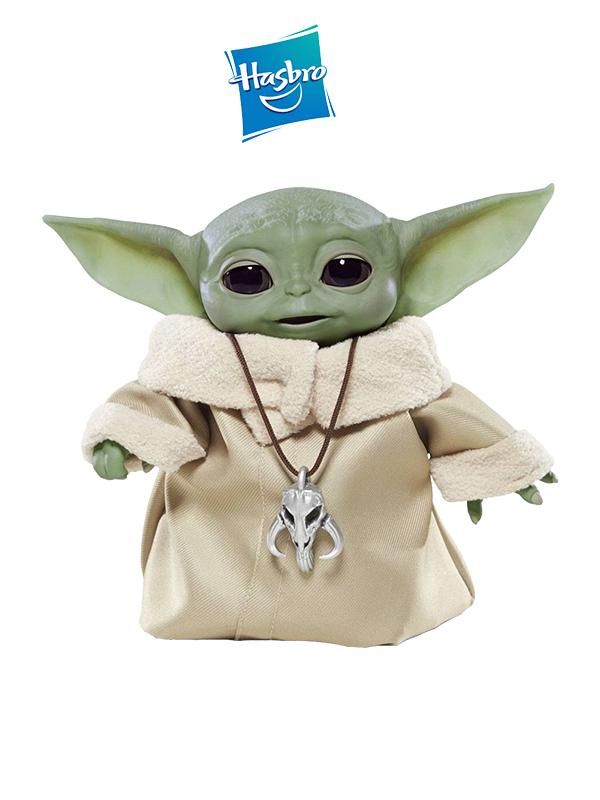 Hasbro Star Wars The Mandalorian Electronic Figure The Child Animatronic Edition