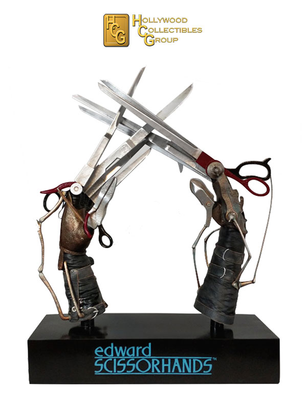 Hollywood Collectibles Edward Scissorhands Prop Replica 1:1