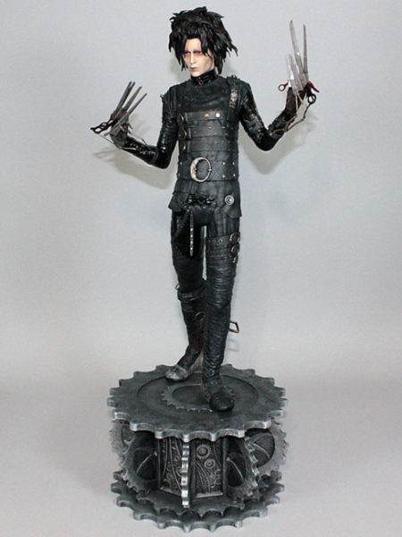 Hollywood Collectibles Edward Scissorhands