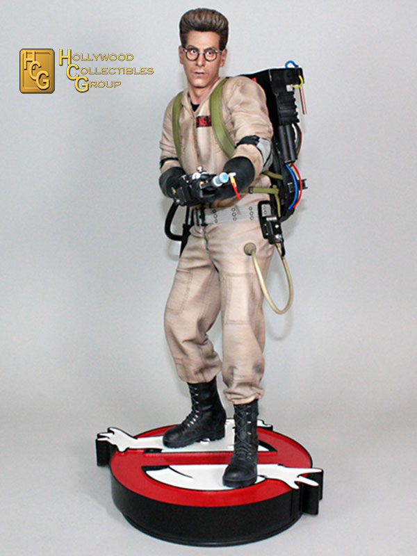 Hollywood Collectibles Ghostbusters Egon Spengler 1:4 Statue