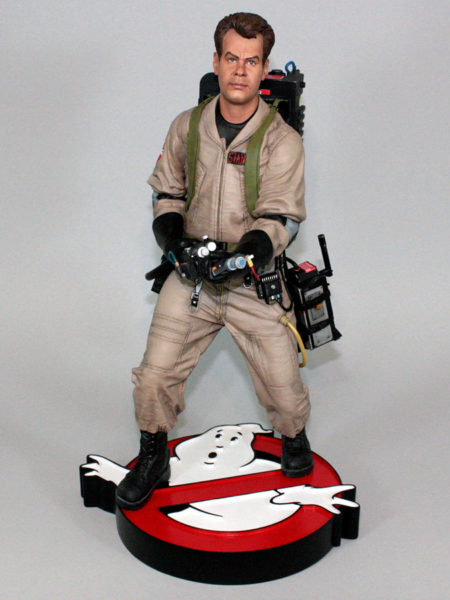 Hollywood Collectbiles Ghostbusters Ray Stantz 1:4 Statue
