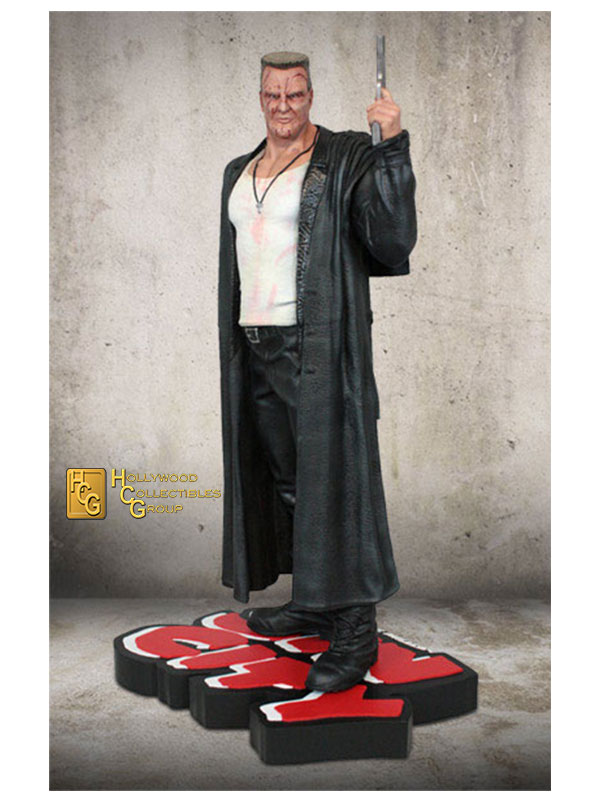Hollywood Collectibles Sin City Marv 1:4 Statue